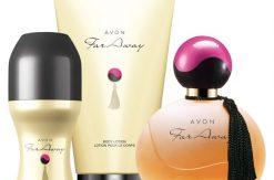 Far Away Perfume, Body lotion, Roll on